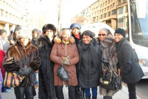 Obama inauguration draws Queens groups to DC 1