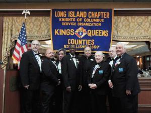 Knights raise $15,000 1