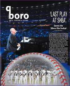 Remembering Shea Stadium