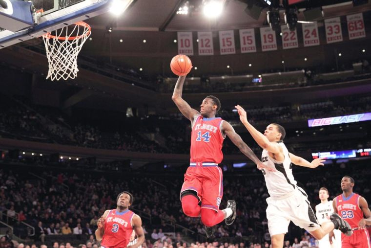 St. John's disappoints in Big East tournament 1