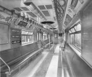A 1964 World's Fair Subway Car