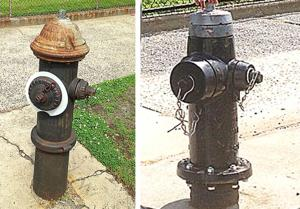 Broken hydrants get fixed in Howard Beach 1