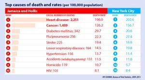 Jamaica, Queens Vill. face health challenges 1