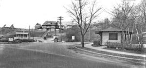 The development of elegant Jamaica Estates 1