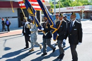 Honoring America's heroes in SE Queens