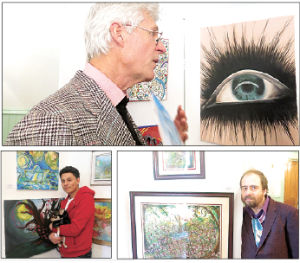 Bayside show highlights art talent 1