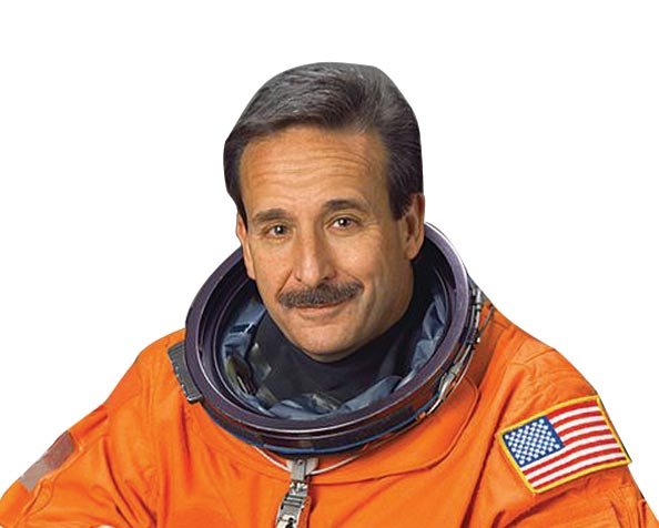 Camarda flew key Space Shuttle trip 1