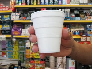 Mayor: Foam food containers must go 1