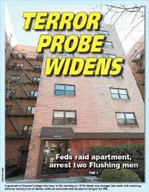 Queens remains a focus of the terrorism probe