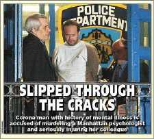 Corona Man Charged In Manhattan Murder