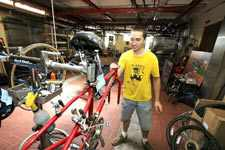 Bike Builders In L.I.C. Welcome Teen Interns