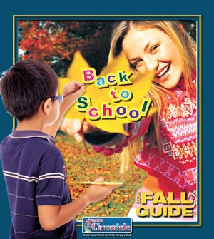 Back to School & Fall Guide 2014