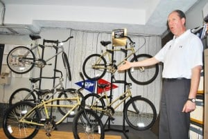 At Worksman Cycles, bikes for vets