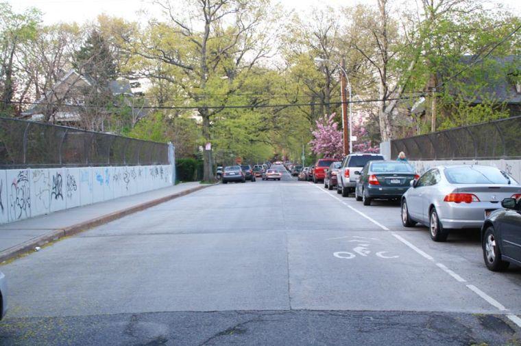 Two murals to marry Manhattan, Montauk 1