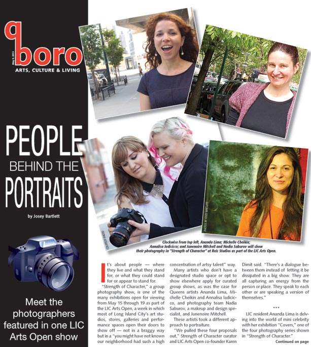 Portraits and why people take them 1