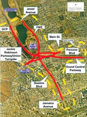 Expect delays: Big road project will take years  2