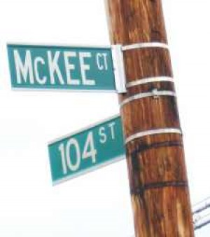 Street signs still causing confusion