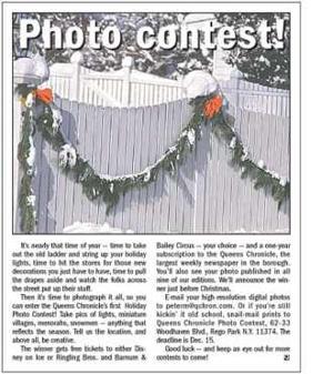 Photo contest!
