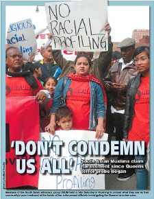 S. Asians plead for respect after raids