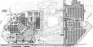 Willets plans show a lot of parking lots 1