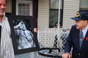 VFW renames post after WW II veteran 1