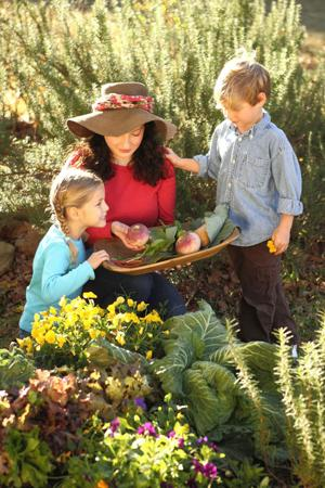 Keep on gardening in the fall 1