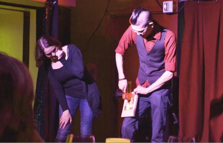 Call it magic: Elmhurst transforms into Vegas 1