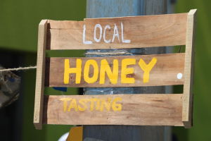 A taste of honey at Rockaway Beach