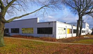 Leviton building site finally leased 1