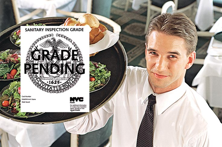 Grade changes seek to give NYC eateries a break 1