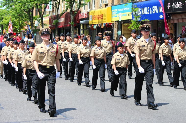 Queens commemorates Memorial Day 10