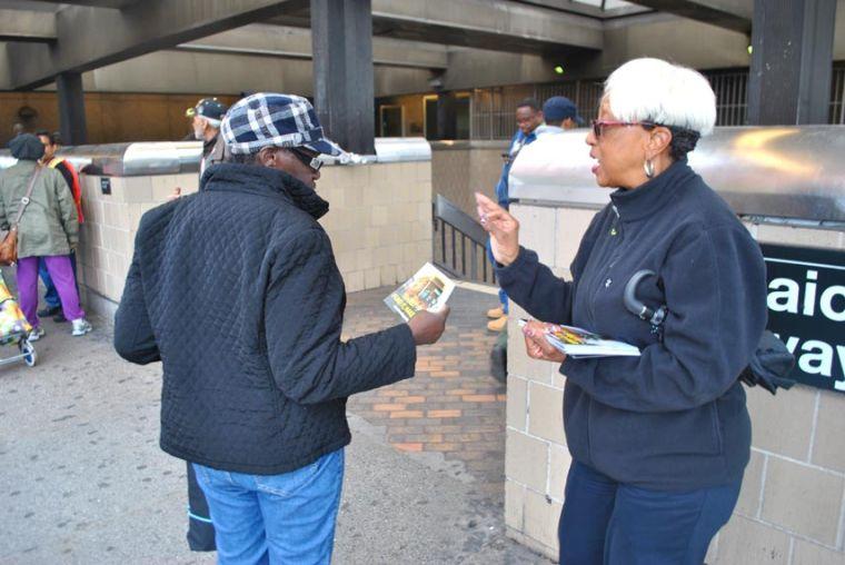 ATU, pols seek public support for transit $ 1