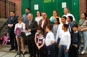 Woodside's PS 11 pleas for expansion 1