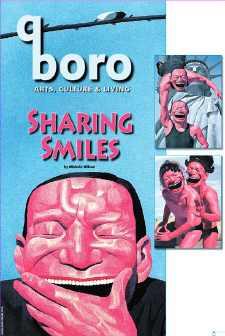 Sharing Smiles