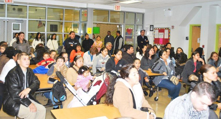 CB 5 hears plans for new Ridgewood PS 1