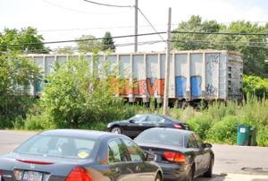 Rank rail cars still an area burden 1