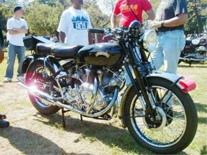 Antique bikes roll into County Farm Museum 2