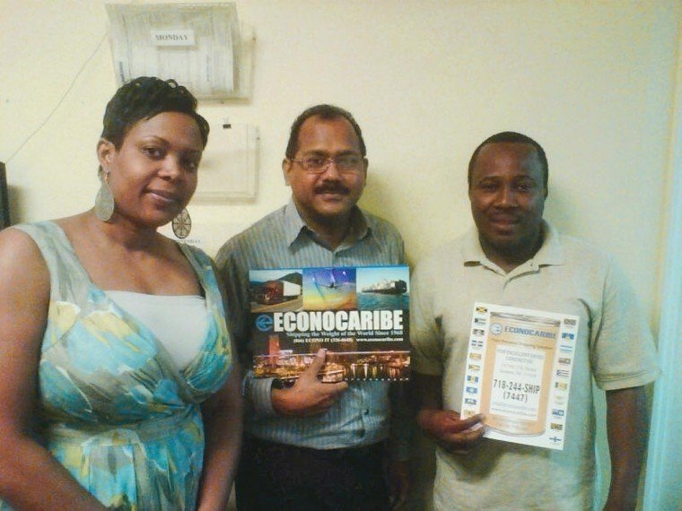 Send your packages quickly and safely with Econocaribe