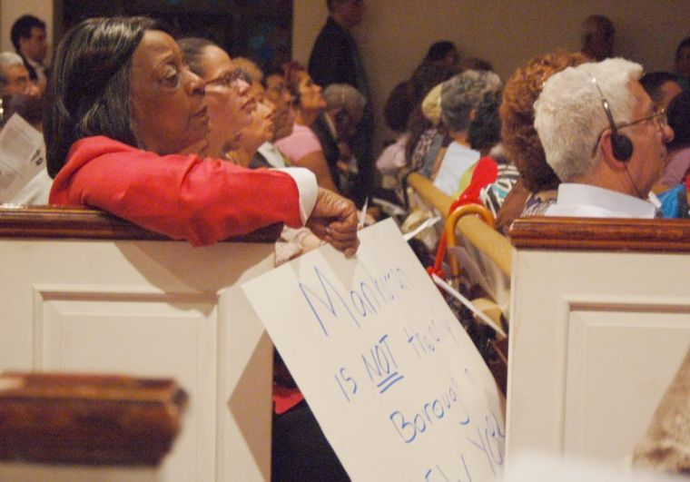 Mayoral hopefuls talk post-Sandy city 1