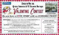 Queens Chronicle and NY Diamond Boutique Valentine Contest