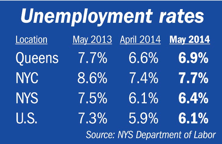 More people working in Queens, and beyond 1