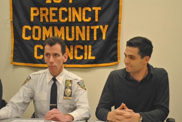 New council launched in 104th Precinct 1