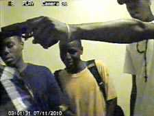 Gunpoint robbery suspects captured