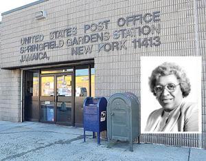 September 21st Springfield Gardens Post Office Naming