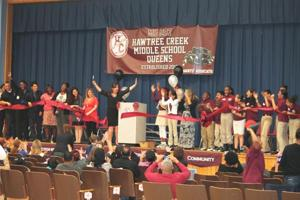 A good first year for Hawtree Creek MS 1