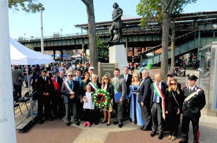 Astoria Columbus Day Parade