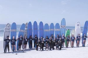 Rockaway surf club preps for summer 1