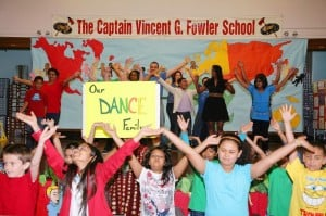 PS 108 honors Capt. Vincent G. Fowler