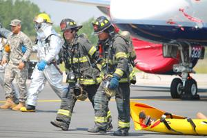 How the first responders prepare for air disasters 1