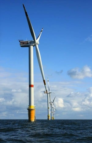 Wind farm could be built off Rockaways 1
